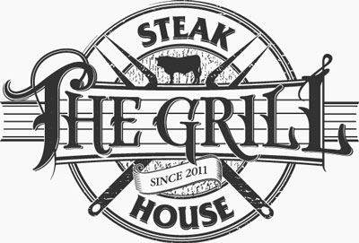 The Grill Steakhouse Mobile Retina Logo
